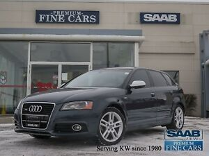 2012 Audi A3 S-line   6Spd/Panorama Roof