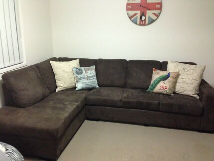 4 seater lounge with chaise Warwick Southern Downs Preview