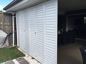 Aluminium bi-folds Merewether Heights Newcastle Area Preview