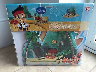 Jake And The Neverland Pirates Table Decorations (Jake and the Neverland Pirates Table top Party)