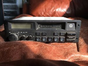 Vintage cassette player for Volkswagen