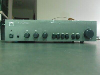 NAD 1020A pre amplificatore