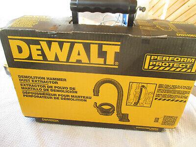 New Dewalt Dwh052k Demolition Hammer Dust Extractor With Case