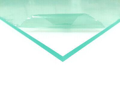 14 6mm Clear Acrylic Sheet Plexiglass 12 X 24 Cast Acrylic