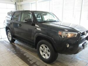 2016 Toyota 4Runner SR5 ONE OWNER NO ACCIDENTS