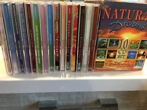 25 relaxation CDs