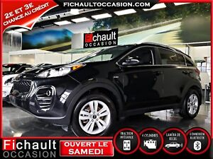 KIA SPORTAGE LX 2017 TRACTION INTEGRALE***CAMERA DE RECUL***