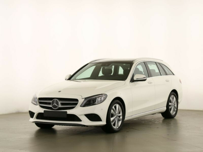 Mercedes-Benz C 220 T d Avantgarde - Multibeam LED AHK Pano