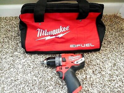 New Milwaukee M12 Fuel Brushless 12volt 12 Hammer Drill Free Shipping