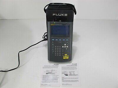 Fluke 683 Enterprise Lanmeter 10100 Ethernet