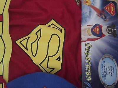 dog costume superman small rubies super hero