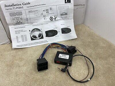 Ford To Kenwood Car Radio Stereo Steering Wheel remote Adaptor Loom Kit Harness