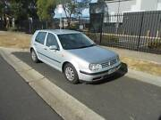 1999 Volkswagen Golf auto rego/rwc included Taylors Lakes Brimbank Area Preview
