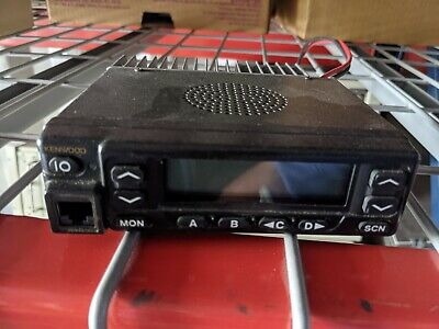 Kenwood Tk-980 800mhz Ltr Trunkingconventional Mobile Two Way Radio - Used