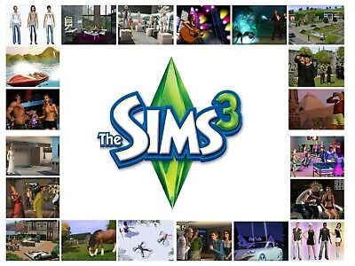 THE SIMS 3 EXPANSIONS PACKS for Origin