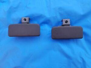 92-95 Eg Honda Civic Gray Grey Glove Box Handle Latch