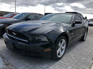 2013 Ford Mustang GT COUPE, 6-SPEED MANUAL 5.0L V8