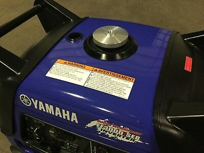 Yamaha Ef3000iseb Generator Extended Run Fuel Cap