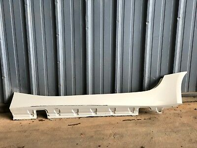 2003-2005 E85 BMW Z4 LEFT DRIVER SIDE ROCKER PANEL SIDE SKIRT OEM LOT352