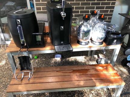 BrewArt Beerdroid and Brewflo Complete Brewing Kit