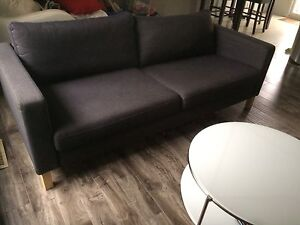 Excellent condition - 1 year old IKEA Karlstad couch