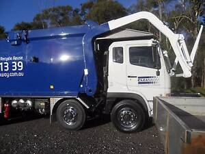 Garbage Truck Eastern Suburbs Preview