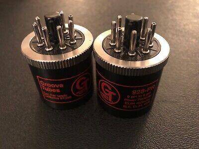 Groove Tubes 928-PR EL84 adapter for 6L6, EL34, 6V6 tube amps El84 Guitar Amp