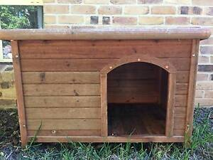 Wooden Dog House Narangba Caboolture Area Preview
