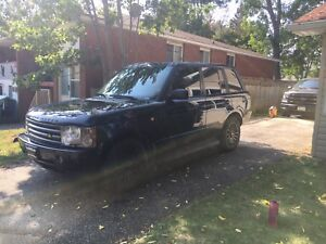 2004 Range Rover As Is