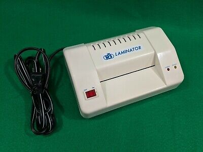 Royal Sovereign RS Laminating Machine White RPA-400CL 4