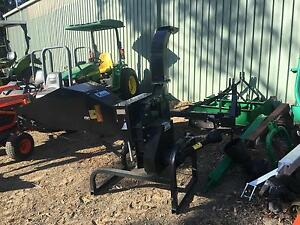 New wood chipper mulcher 3pl pto 8inch tractor Kangaroo Valley Shoalhaven Area Preview