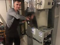 FURNACE REPAIRS , Hot Water Tanks, Humidifier, HVR New systems .