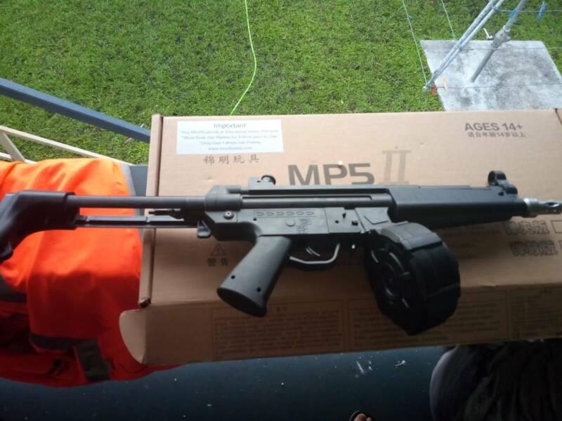 MP5 gel blaster | Miscellaneous Goods | Gumtree Australia Mackay