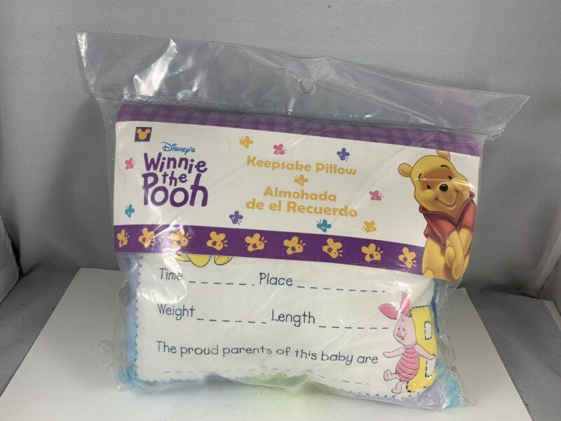 Disney Winnie The Pooh Keepsake Pillow