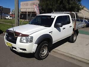 2008 Ford Ranger Ute/turbo diesel Smithfield Parramatta Area Preview