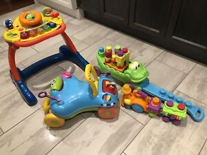 Baby activity walkers - Excellent condition