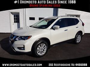 2018 Nissan Rogue SV Includes Winter Tires & Rims OR Trip for...