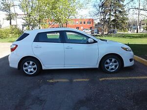 Toyota Matrix  clean barely driven