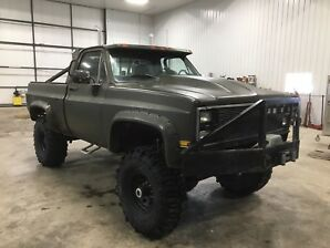 1980 Chevy Mud Bogger