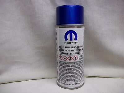 - 2007 2008 DODGE RAM RAM HEAVY DUTY TRUCK ELECTRIC BLUE TOUCH UP SPRAY PAINT