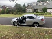 2010 Toyota Aurion A-TX Automatic Pennant Hills Hornsby Area Preview