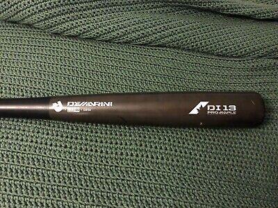 Demarini DXI13 Baseball Bat Pro Maple Wood (-3) BBCOR Highschool (32