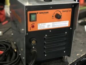 Walter Electronic Weld Cleaner
