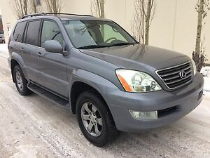 2006 Lexus GX470, one owner, no accidents, dealer maintained!