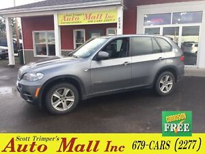 2011 BMW X5 xDrive35d/Only 145,100 km's.