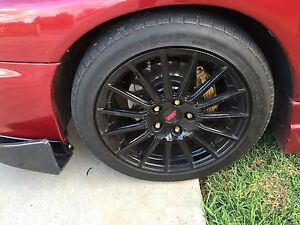 Subaru sti wheels Adelaide CBD Adelaide City Preview
