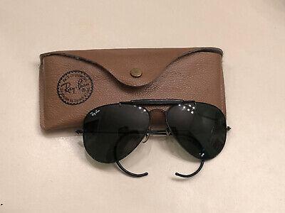 Vintage Ray Ban Aviator Sunglasses ~ USA W/ (Antique Ray Bans)