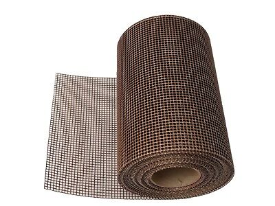 Ptfe Teflon Mesh Roll 16 X 18 Yards4.4mm Mesh And Used For Bbq Grillsmoking