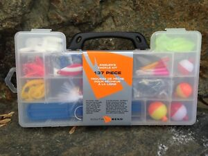WOW! Awesome Deal on new 137 piece fishing tackle kits