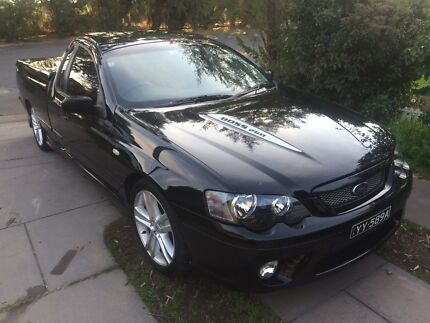 2006 BF XR8 Ute Supercab 6 speed manual Marion Marion Area Preview
